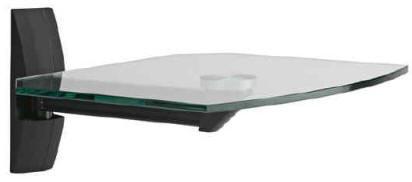 Component Shelf - OmniMount Component Wall Shelf Dvd Cd Vcr